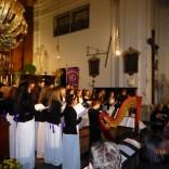 Dobrodelni Miklavžev koncert zborov Gimnazije Kranj
