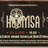 Dobrodelna plesna predstava HAMSA – 5 elementov orientalskih plesov